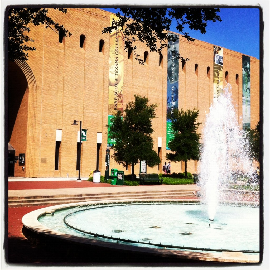 UNT's Willis Library